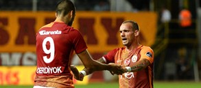 Akhisar: 1 - Galatasaray: 3