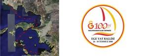 Galatasaraylılar Derneği 100 Yıl Ege Yat Rallisi