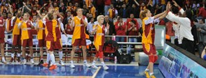 Maça Doğru: Galatasaray Medical Park - Beretta Famila
