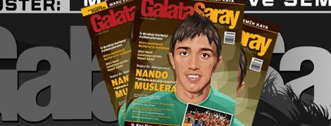 Galatasaray Dergisi'nin 118. Sayısı Bayilerde