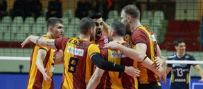 Galatasaray HDI Sigorta takes the advantage in CEV Cup quarter-final