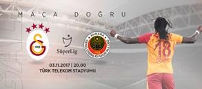 Maça doğru | Galatasaray-Gençlerbirliği