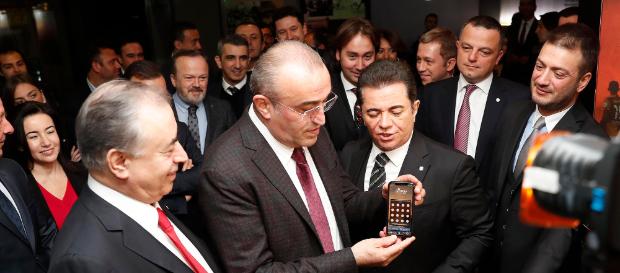 Galatasaray ve Denizbank Fastpay ile Türkiye'nin ilk nakitsiz stadyum uygulamasını başlattı