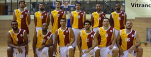 Maça Doğru: Galatasaray - KK Cibona Zagreb