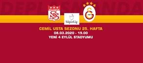 Maça Doğru | DG Sivasspor - Galatasaray