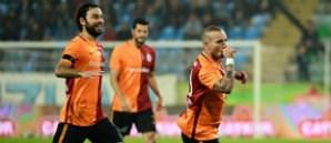 Wesley Sneijder: Beşiktaş'a Karşı %100 Galibiyet Oranı