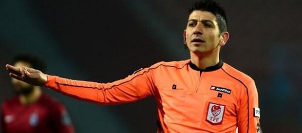 Medipol Başakşehir maçının hakemi Yaşar Kemal Uğurlu