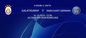 Maça doğru   Galatasaray – Paris Saint-Germain