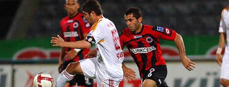Gençlerbirliği 2 – 3 Galatasaray