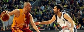 Fenerbahçe Ülker 83 - Galatasaray Cafe Crown 80