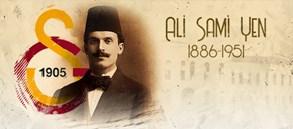 Ali Sami Yen'i Saygıyla Anıyoruz
