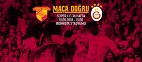 Maça doğru | Göztepe-Galatasaray
