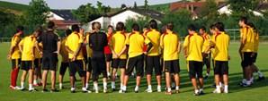 Galatasaray Münih'te