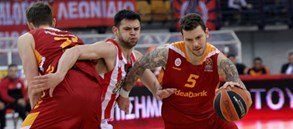 Olympiakos 71–80 Galatasaray Odeabank