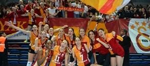 Galatasaray Daikin Avrupa Finalinde