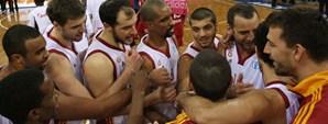 Maça Doğru: Nymburk - Galatasaray Cafe Crown