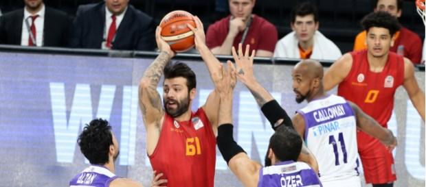 Galatasaray 98 - 103 Afyon Belediyespor