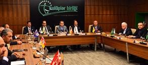 Kulüpler Birliği Vakfı toplantısı gerçekleşti