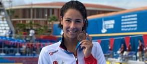 Milli yüzücülerimizden 18. Akdeniz Oyunları'nda dereceler