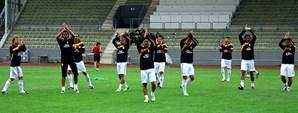 Maça Doğru: Maccabi Netanya – Galatasaray