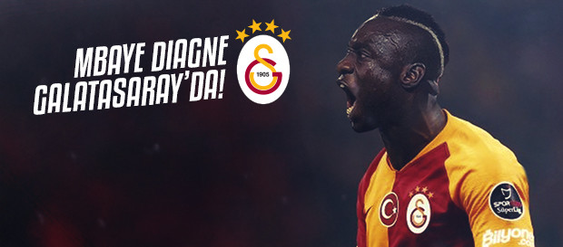 Mbaye Diagne Galatasaray'da