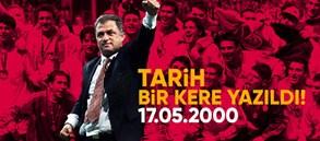 UEFA Kupası Zaferinin 18. Yılı