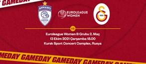 Maça Doğru   Dynamo Kursk - Galatasaray