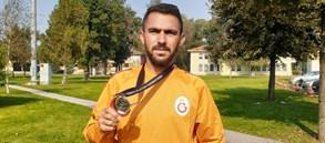 Ersin Tekal Büyükler Türkiye Şampiyonu