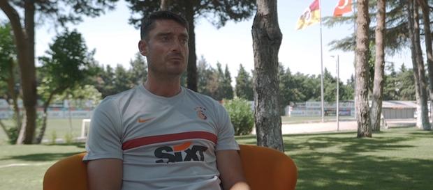 """Albert Riera: """"Tüm hedefim, kulübe ve hocama yardımcı olmak"""""""