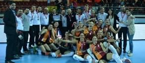 Galatasaray'a 3 ödül