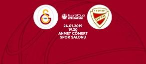 Maça doğru | Galatasaray – DVTK Miskolc
