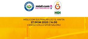 Maça Doğru | Nilüfer Belediye - Galatasaray HDI Sigorta