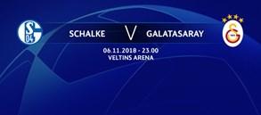 Maça doğru | FC Schalke 04 – Galatasaray