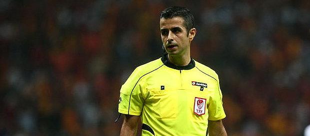 Konyaspor maçının hakemi Mete Kalkavan