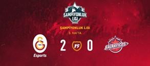 Galatasaray Esports 2-0 Galakticos
