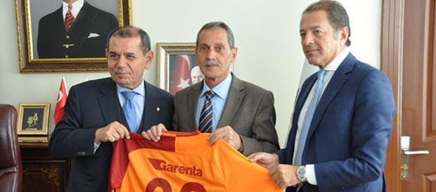 """""""Galatasaray'da disiplin üst seviyededir"""""""