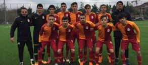 Galatasaray U16 0-1 Bursaspor U16