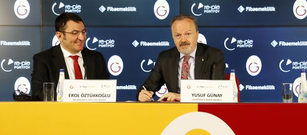Galatasaraylılara özel emeklilik planı için iş birliği anlaşması imzalandı