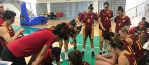 Hazırlık Maçı | Galatasaray 54-55 Ormanspor