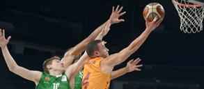 Galatasaray Odeabank 106–84 Yeşilgiresun Belediyespor