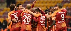 Galatasaray'da ilk yarının karnesi