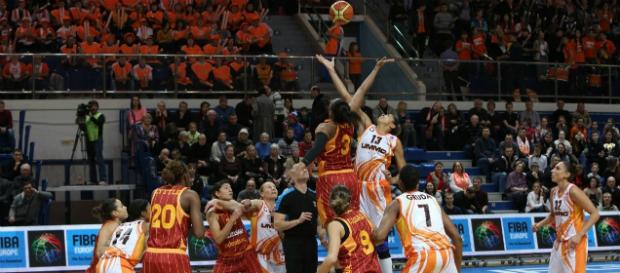 Maça Doğru: Galatasaray Odeabank - UMMC Ekaterinburg