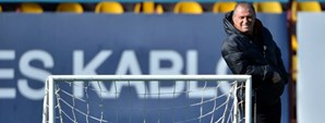 Fatih Terim Galatasaray ile 350. Resmi Maçına Çıkıyor