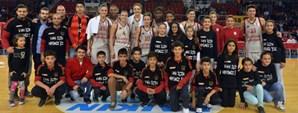 One Team Galatasaray Genç Depremzedelere İlham Veriyor