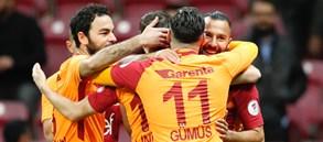 Galatasaray 5-1 Sivas Belediye Spor