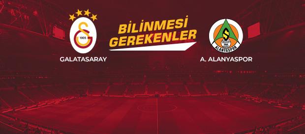 Opta Facts   Galatasaray - Aytemiz Alanyaspor