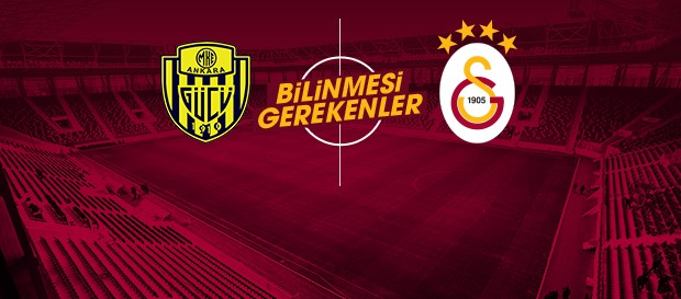 Opta Facts | MKE Ankaragücü – Galatasaray