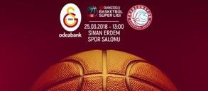 Maça doğru   Galatasaray Odeabank – Trabzonspor