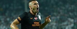 Bursaspor 1 – 1 Galatasaray
