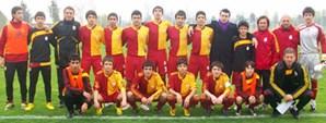 U15 Takımımız Türkiye Şampiyonası Elemelerinde